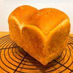 ぷちぷちふわふわライ麦食パン